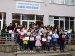 250 деца участваха във Великденското математическо състезание